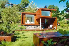 Casa Kolonihagen by Tommie Wilhelmsen