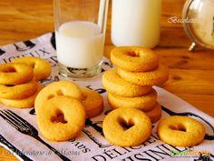 BISCOLATTE (BISCOTTI DA INZZUPARE NEL LATTE)  #ricette #food #recipes