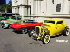 musclecars4ever — bigboppa01:   The entrance to the 2017 Victorian...