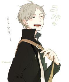 Sugawara Koushi | Haikyuu!