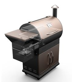 Barbecue Smoker, Bbq Grill, Char Grill, Offset Smoker, Wood Pellet Grills, Smoke Grill, Cooking Stove, Smoking Recipes, Wood Pellets