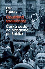 Opuštěná společnost - Erik Tabery / Paseka - detail titulu