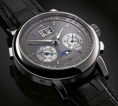 A. Lange and Söhne Datograph Perpetual Watch New For SIHH 2015