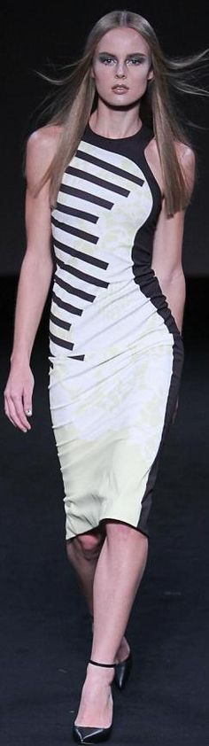 by Johnny Spring / Summer 2013 Australia Fashion Week ♥✤   Keep the Glamour   BeStayBeautiful