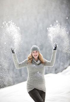 Zimowe szaleństwa sprawiają, że Twój maluch ma więcej powodów do radości. Zadbaj o swoją pociechę od pierwszych chwil życia na http://mlekolandia.pl/