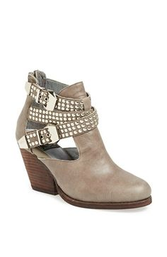 A bootie or a pump?  The best of both worlds. Jeffrey Campbell 'Watson' Boot available at #Nordstrom | Pretty Little Liars