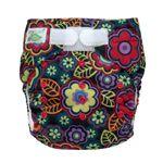 Elite One Size Diaper Autumn Aplix