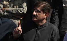 راؤ کی گرفتاری ائی جی کو احکامات کی ضرورت نہیں وزیراعلی سندھ