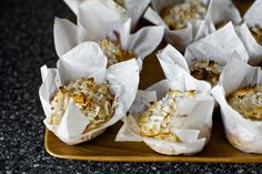 double coconut muffins by smitten, via Flickr