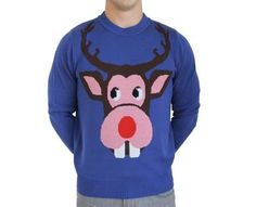 26 Tacky Christmas Sweaters #Christmas #Sweaters #Fashion http://www.trendhunter.com