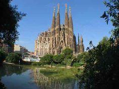 Barcelona, Gaudi's Church