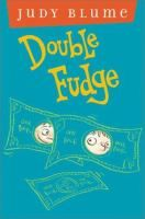 """""""Double Fudge"""" by Judy Blume: """" His younger brother's obsession with money and the discovery of long-lost cousins Flora and Fauna provide many embarrassing moments for twelve-year-old Peter."""""""