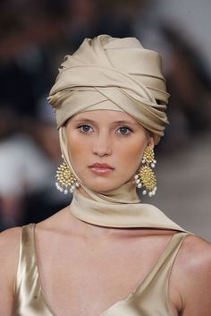 Ralph Lauren Spring 2009 Ready-to-Wear Fashion Show Details