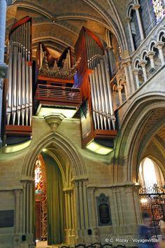 Grandes orgues de la cathédrale Lausanne - Suiza