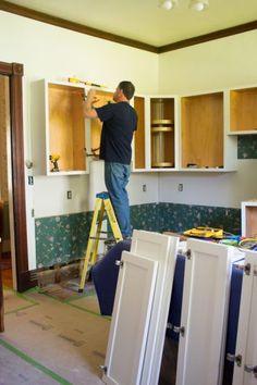 Kitchen Renovation Diary: Day #2