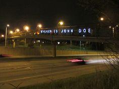 WALKER IS JOHN DOE
