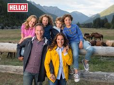 Once-in-a-lifetime adventure: Sarah Willingham and her husband Michael will spend the next year travelling the world with their children, Minnie, 10, Monti, eight, Nelly, six, and Marly, five