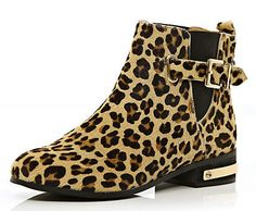 This is by far my favorite #Leopardprint boots! By #riverisland  #shoes #boots #fashion #chic #mscblog  #missstreetchic #blog