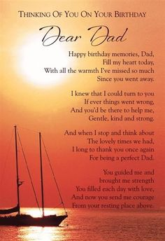 Happy Birthday Dad in Heaven Images | In Loving Memory of My Dad In Heaven