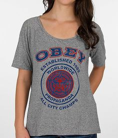 OBEY All City Champs T-Shirt