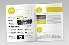 Boom magazine on the Behance Network