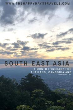 I travelled Thailand, Cambodia and Vietnam for 4 months and have put together my exact backpacking South East Asia route. Vietnam Travel, Thailand Travel, Asia Travel, Backpacking Asia, Travel Route, India, Koh Tao, 4 Months, Brunei