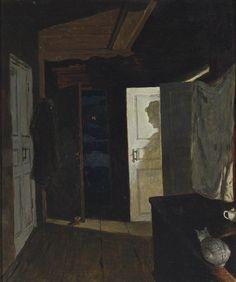 Boris Sveshnikov Shadow 1954