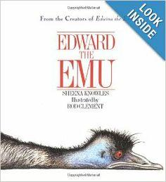 Edward the Emu: Sheena Knowles, Rod Clement: 9780064434997: Amazon.com: Books - $7