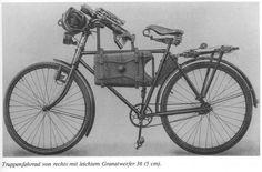 Panzer-Rad : Vélo blindé allemand ?