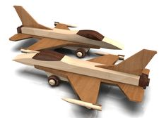 Beginner Projects For DIY Woodworkers Wood Crafts, Diy And Crafts, Wood Projects, Projects To Try, Wood Toys Plans, Vietnam, P51 Mustang, Scroll Saw, Educational Toys