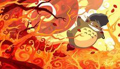 El Mundo de Totoro