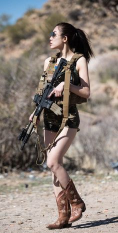 Fighter Girl Gun for women sites in south africa eastern cape . free Fighter Girl Gun for women sites in the uk Girls In Love, Hot Girls, Military Girl, Female Soldier, Army Soldier, Warrior Girl, Military Women, Badass Women, Asian Girl