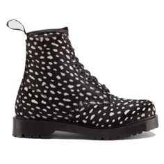 Dr. Martens Boots 1460 Black Topos Clearance $125.00