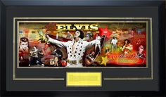Awesome Elvis Wall hanging!!! Item #: J12-225
