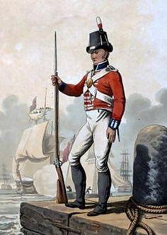 ナポレオン戦記 イギリス軍 軍服図鑑