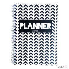 Nieuw!! Zoedt Planner met mooie grafische print