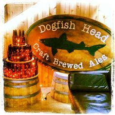Dogfish Head Craft Brewery, Delaware
