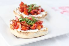"""<strong>Get the <a href="""";http://www.macheesmo.com/2011/03/that-strawberry-thing/"""">Strawberry Basil Snacks recipe </a>from Macheesmo</strong>"""