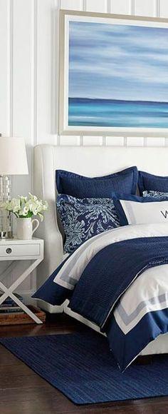 Coastal Bedroom Decorating Ideas & Decor