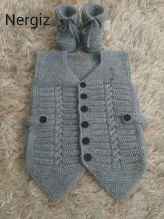 Model, Sweaters, Fashion, Long Scarf, Weaving Kids, Crochet Dress Girl, Girls Dresses, Tejidos, Moda