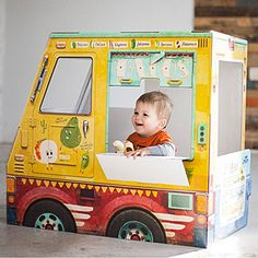 Taco Truck Playhouse | Food Truck, Toy Truck | UncommonGoods