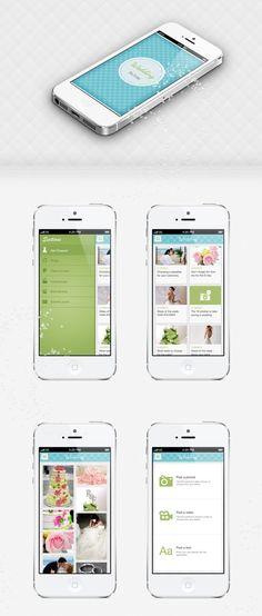 Inspiration Mobile #9 : Gestion des photos et galerie d'images | BlogDuWebdesign