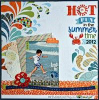 A Project by izzy b from our Scrapbooking Gallery originally submitted 08/09/12 at 11:06 AM
