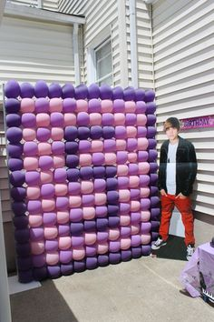 Justin Bieber party balloons