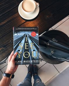 """""""How many of you are being followed? Would you even know?"""" Happy release day to I SEE YOU by @claremackwrites  . I See You is a chilling and powerful psychological thriller that will keep you on the edge of your seat! It is slightly slow but the built-up tension and the shocking ending makes it all worthwhile!  Full review via link in bio . Do you read Crime novels or Thrillers? If so which are your favorite?! . SYNOPSIS: Every morning and evening Zoe Walker takes the same route to the train…"""