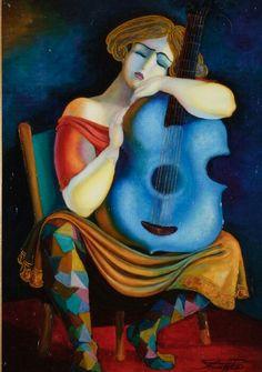 Armenian painter Raff Boyadjian