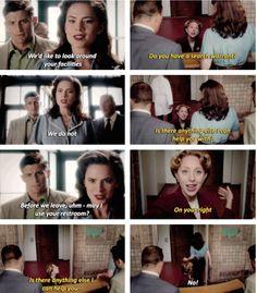 Peggy Carter   Season 2   Agent Carter