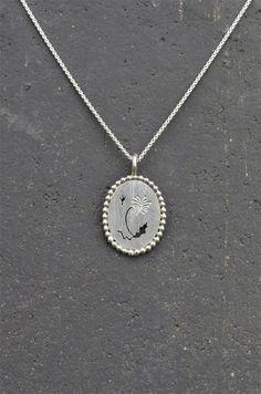 Dandelion wish necklace sterling silver, chain designs unique hand cut every time www. Dandelion Wish, Spirit, Jewellery, Sterling Silver, Chain, Unique, Design, Jewelery, Jewelry Shop