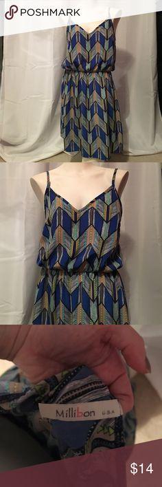 Millibon boutique dress Excellent condition Millibon Dresses Mini