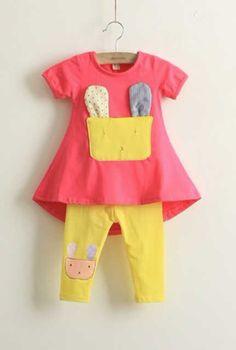 Setelan Anak Perempuan Bunny Set Pink Usia 3-4-5-6 tahun small-cutting - http://keikidscorner.com/baju-anak-perempuan/baju-setelan-baju-anak-perempuan/setelan-anak-perempuan-bunny-set-pink-usia-3-4-5-6-tahun-small-cutting.html